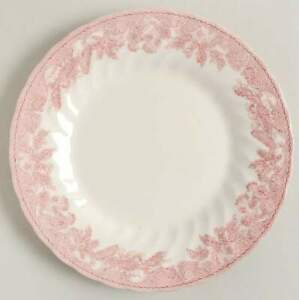 Royal Wessex Holiday Wreath Salad Plate 11730453