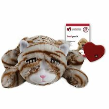 Smart Pet Love Snuggle Kitty Behavioral Aid Toy for Pets Tan Tiger