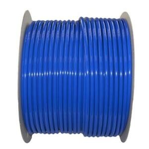 """3/8"""" John Guest Water Tube Reverse Osmosis Vending Connecting Pipe 5m Blue"""