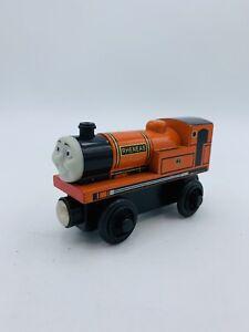 Thomas & Friends Wooden Railway Orange Rheneas  Engine