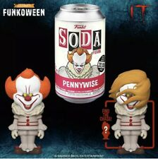 """*NEW* IT """"Pennywise"""" Funko Soda 20,000 LE Horror Collection, With Free Shipping!"""