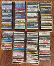 201 You Pick/Choose Country Cassette Tapes / Most 70-90's - Many Greatest Hits