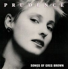 Prudence Johnson - Songs Of Greg Brown - CD (2001)
