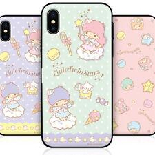 Genuine Little Twin Stars Sweet Door Bumper Case Galaxy Note 10/Note 10 Plus