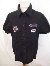 chemise Harley Davidson Noir Taille 12 ans à - 50%