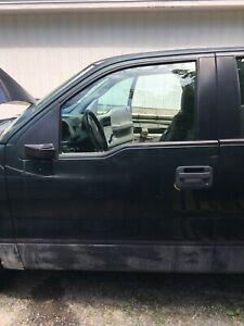 Driver Front Door Super Cab 4 Door Fits 05-08 FORD F150 PICKUP #7M