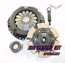 JDK 2006-2005 TOYOTA ECHO 2000-2005 YARIS 1.5L STAGE3 CERAMIC 6 PUCK CLUTCH KIT
