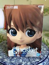 Bandai Qposket Evangelion Asuka Shikinami Langley New Boxed From Japan