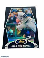 🔥 2008 Topps Finest Black Refractor • Alex Rodriguez # 100 • Yankees • 41/99 Sp
