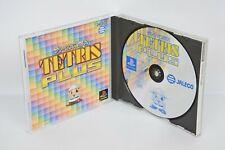 TETRIS PLUS The Best PS1 Playstation ccc p1
