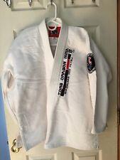 Tuf Gear~ M3 Kimono Brazilian Jiu Jitsu Tong Dragon Mma New Jersey Federation
