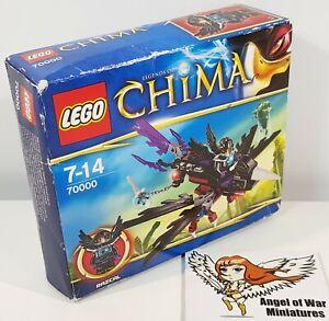 LEGO NEW 70000 Razcal's Glider Legends of Chima (2013) [Box Damaged]