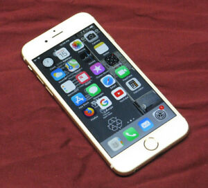 iPhone 6S A1688 Sprint Gold iC Unlocked But may CRASH - READ CAREFULLY