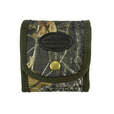 Tourbon Rifle Cartridges Pouch Bullet Carrier Wallet Ammo Holder Belt Camo USA