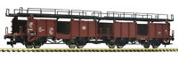 """Fleischmann H0 522401 Doppel-Autotransportwagen """"Laaes 541"""" der DB - NEU + OVP"""