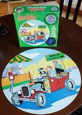 Archie Comics Jigsaw Puzzle 100% Complete Whitman Junior Guild Vintage 1969 Rare