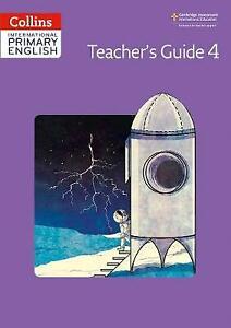 Cambridge International Primary English Teacher's Book 4 Catherine Baker PB 2016