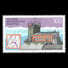 Germany 2000 - Weather Station of Zugspitze Architecture - Sc 2090 MNH