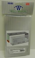 Wills Modern SSM315 - Industrial / Retail Unit Extension Kit      OO / HO Gauge