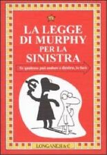 9788830420038 LA LEGGE DI MURPHY PER LA SINISTRA. A BLOCH
