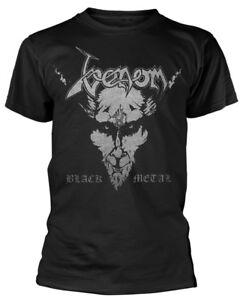 Venom 'Black Metal' T-Shirt - NEW & OFFICIAL!