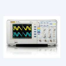 Brand New Rigol Digital Storage Oscilloscope DS1102E 100MHz, 1Gs/S, 2-Channels