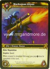 WoW - 1x Marksman Glous - Archives - Foil