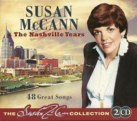 SUSAN McCANN THE NASHVILLE YEARS - 2 CD BOX SET - 48 GREAT SONGS