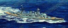 Trumpeter Model Kit - 1/700 Scale - HMS Hood Ship 1941