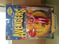 Toy Biz, Marvel Comics, Avengers, Scarlet Witch, Action Figure