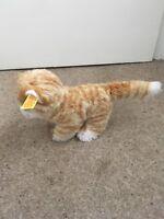 Steiff Vintage Ginger Cat