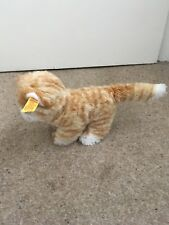 Steiff Vintage Ginger Cat