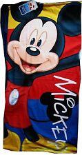 Kult Disney Mickey Mouse Strandlaken Badetuch Saunatuch Towel