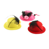 Pet Hat Cap for Middle and Small Cat Dog Puppy Cap Pet Holiday Headwear