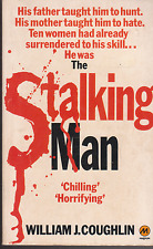 William J. Coughlin STALKING MAN SC 1981 TRAIL OF BLOOD He Spelt HIS NAME