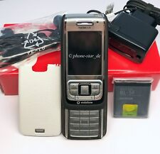 NOKIA E65 SLIDER-HANDY SMARTPHONE UNLOCKED BLUETOOTH KAMERA MP3 WLAN B-WARE OVP