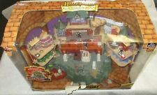 Harry Potter Hogwarts School Deluxe Electronic Playset By Mattel In Box