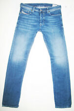 *HOT Men DIESEL @ SAFADO 844W Slim STRAIGHT LEG STRETCH Jeans 31 x34 (Fit 32x35)