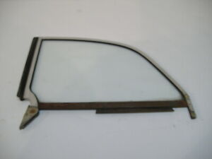 VW Bug convertible Right  rear quarter window 65 - 79 yr