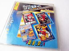 Best of Elite Vol.2  Amstrad Schneider CPC PAL Spiel Game Disk CIB ED 1987 CIB