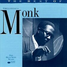 Thelonious Monk - The Best of the Blue Note Years (CD, Mar-1991, Blue Note)