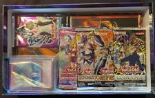Yu-Gi-Oh Mystery Bundle / Box Booster Packs + Holo Cards LOB MRD SRL PSV DCR IOC