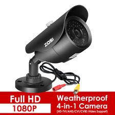 ZOSI 1080P HD Hybrid 4-in-1 TVI/CVI/AHD/960H CVBS CCTV CAMERA Surveillance Weat