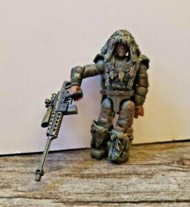 MEGA BLOKS Call of Duty Sniper in Ghillie Suit