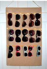 Eyeglass Sunglasses  Storage Display Wall Stand Organizer holder for Glasses