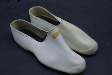Arzt Gummi Schuhe Gr. 43 45 Anti-Static Klinik Latex Gay Fetisch Rubber Boots