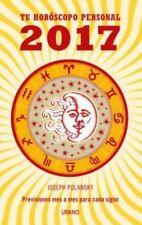 Tu Horoscopo Personal 2017 by Joseph Polansky (2016, Paperback)