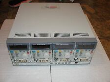 ProDigit Electronics 3300C Electronic Load Mainframe and (4) 3311D DC Electronic
