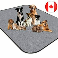 """CORNMI Washable Pee Pads for Dogs Extra Large 72""""x72"""" Reusable Pet Training Pads"""