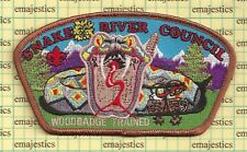 BSA SNAKE RIVER COUNCIL WOODBADGE WOOD BADGE CSP ISSUE S-9